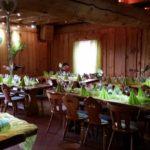 """Ideal für Festlichkeiten jeder Art - das Restaurant """"Landgasthof Pfalzblick"""" in Dannenfels am Donnersberg"""