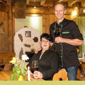 "Ihre Gastgeber - Familie Penkhues - Restaurant ""Landgasthof Pfalzblick"" in Dannenfels am Donnersberg"