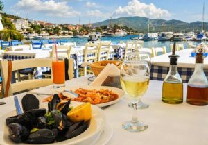 Griechisches Restaurant - Zum Griechen / griechisch essen gehen in der Pfalz