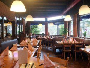 """Deutsch-italienisches Restaurant, Pizzeria im """"Sportpark Dahn"""" in der Pfalz"""
