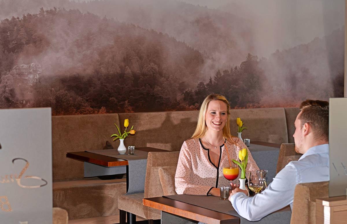 Restaurant die kleine blume in erfweiler