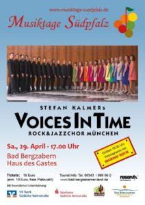 VoicesInTime in Bad Bergzabern