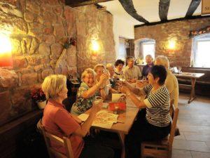 Weinproben in der Pfalz