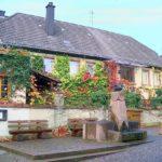 """Weinstube """"Bächeleck"""" in Sankt Martin in der Pfalz"""