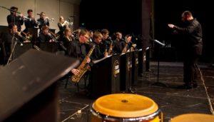 Crescent Super Band performing