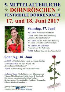 Dörrenbach, Dornröschenkrönung