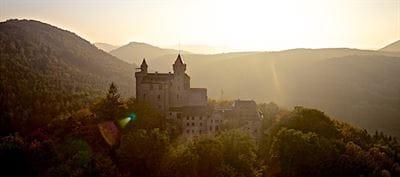 Die sagenumwobene Burg Berwartstein
