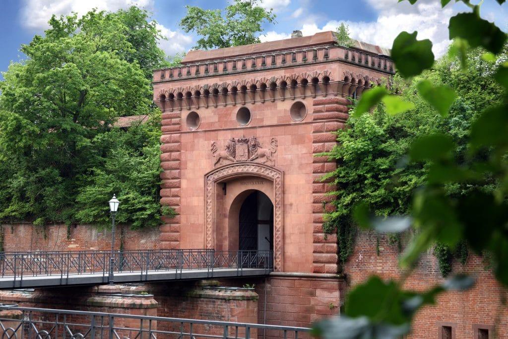 Fronte Lamotte-Weißenburger Tor
