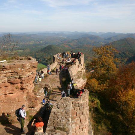 Wegelnburg in Nothweiler: SüdwestpfalzTouristik-e.V.