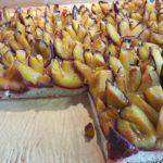Zwetschgenkuchen, Quetschekuche vom Blech