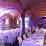 Altes Weingut am Maxbrunnen - Das Kreuzgewölbe