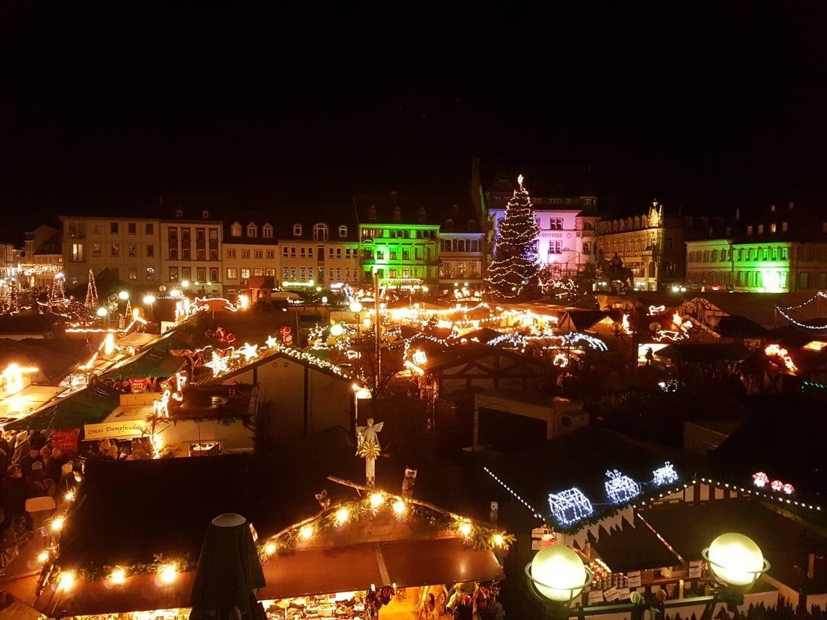 Landau Weihnachtsmarkt.Advents Und Weihnachtszeit In Der Pfalz Silvester 2018