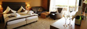 Zimmerbeispiel Arens 327m NN Haus am Weinberg