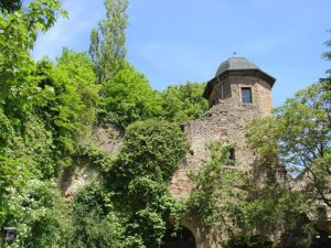 Kropsburg in Sankt Martin