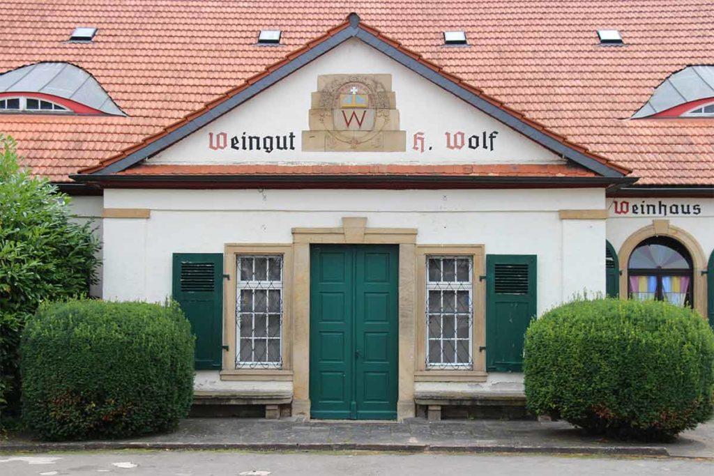"""Weingut """"Wolf"""" in Bad Dürkheim - Ungstein in der Pfalz"""