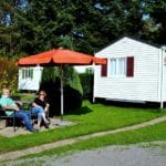 "Urlaub im Chalet – ""Campingplatz Pfrimmtal"" in Sippersfeld in der Pfalz"