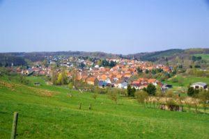 Sippersfeld in der Pfalz