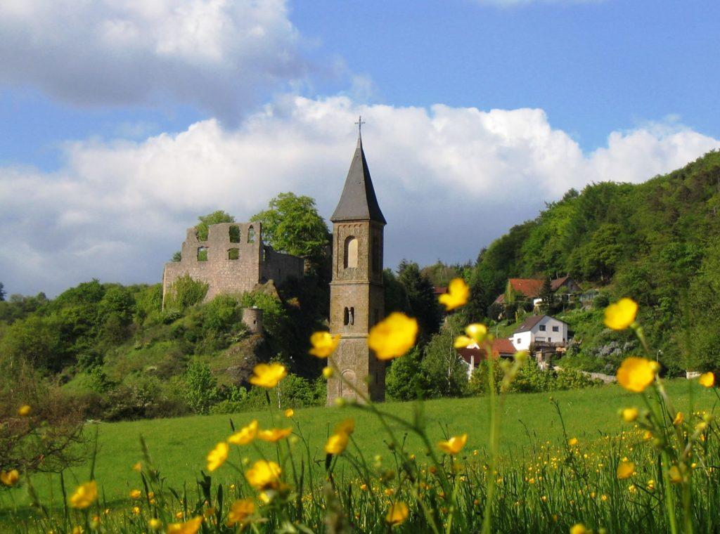 Burg Falkenstein - Falkensteiner Wahrzeichen, Foto: Andreas Fischer