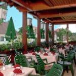Sommerterrasse Hotel, Restaurant