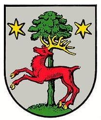 Wappen Oberwiesen in der Pfalz