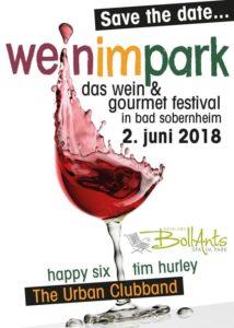Wein im Park in Bad Sobernheim 2018