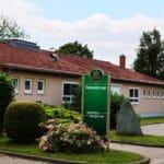 Vereinsheim des TV Maximiliansau-