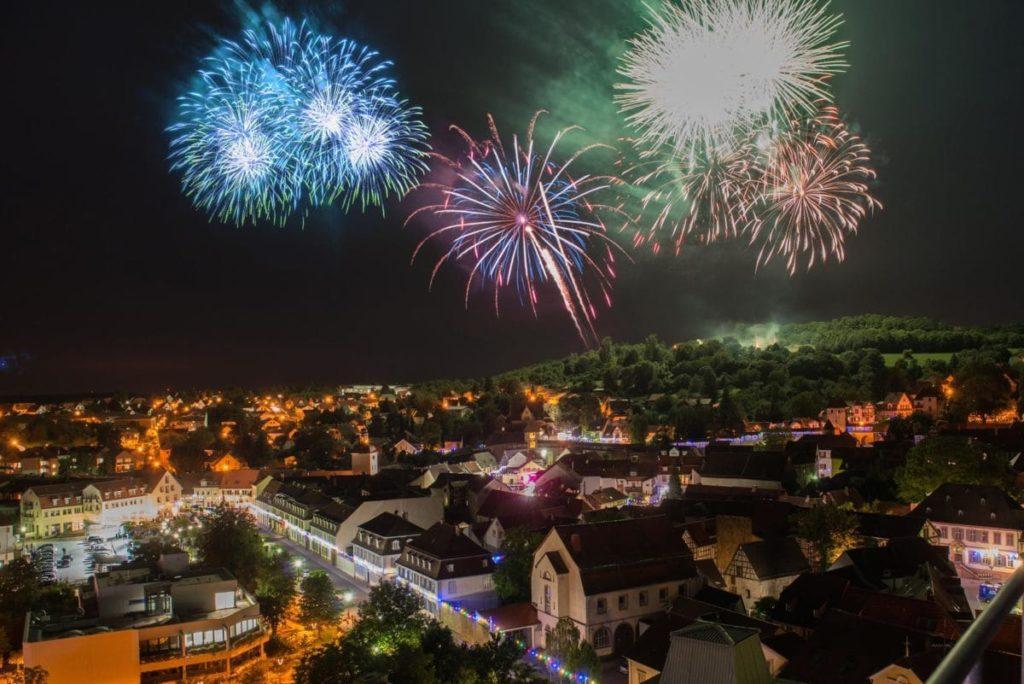 Residenfest in Kirchheimbolanden