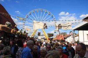 Andechser Bierfest in Haßloch in der Pfalz