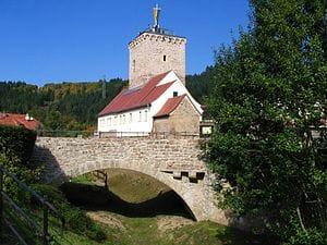 Burg Reipoltskirchen bei Kusel
