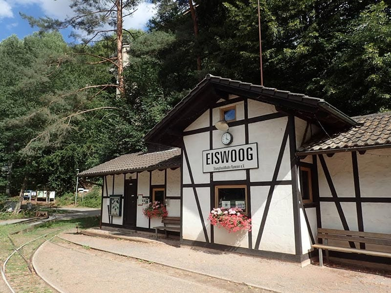 Eiswoog Stumpfwaldbahn