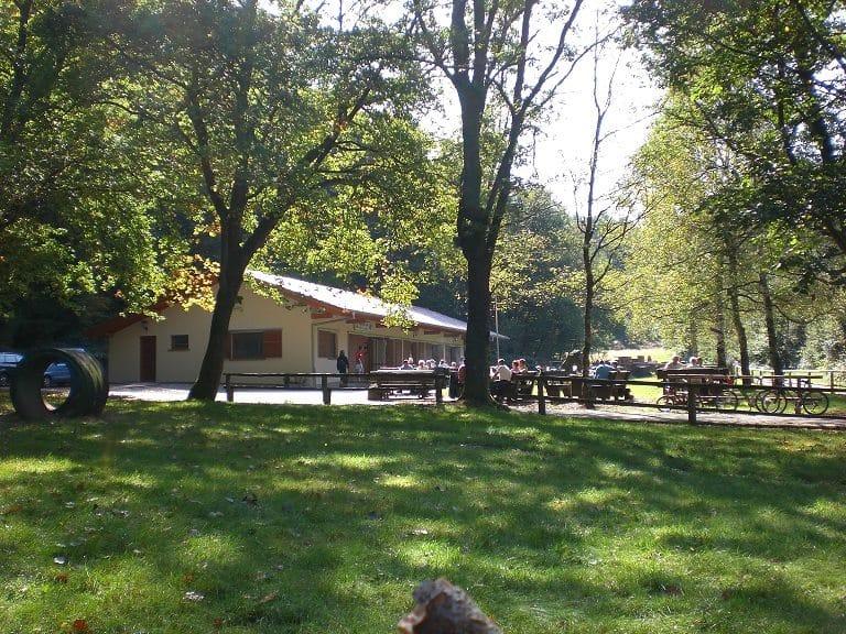 Gräfensteinhütte in Merzalben