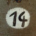 Markierung 14 - Nördlicher Pfälzerwald-Wanderweg