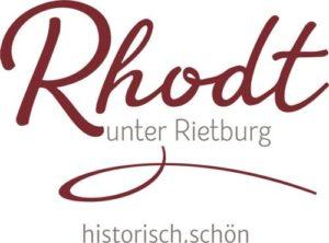 Rhodt unter Rietburg in der Pfalz - Logo