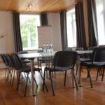 Seminarraum Waldgaststätte, Ferienwohnungen, Appartements