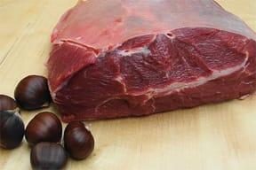 Fleisch vom Glanrind ist besonders zart Foto: SlowFood