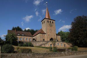 St. Katharinakirche in Leimen in der Pfalz