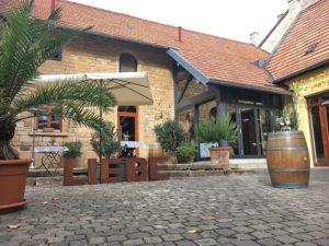 Altes Weingut am Maxbrunnen in Bad Dürkheim