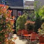 Bier- und Weingarten Restaurant