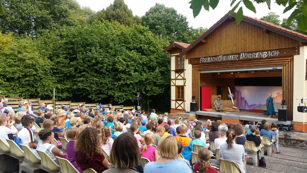Sommerfestspiele in Dörrenbach 2019