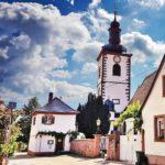Barrockirche, Pfarrkirche St. Peter und Paul in Weyher in der Pfalz