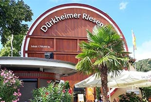 """Dürkheimer Fass""- Restaurant, Feierlichkeiten"