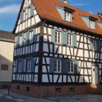 Haus der Künstler in Wörth am Rhein in der Pfalz