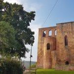 Klosterruine Limburg in Bad Dürkheim - Grethen in der Pfalz