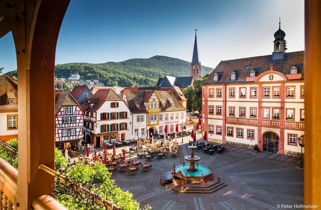 A small town in germany where recycling pays