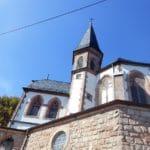 St.-Anna-Kapelle bei Burrweiler an der Südlichen Weinstraße