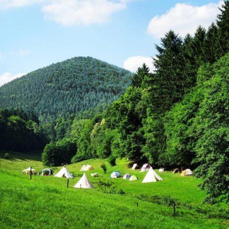 Trekking in der Pfalz