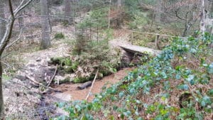 Eußerthal bei Annweiler in der Pfalz