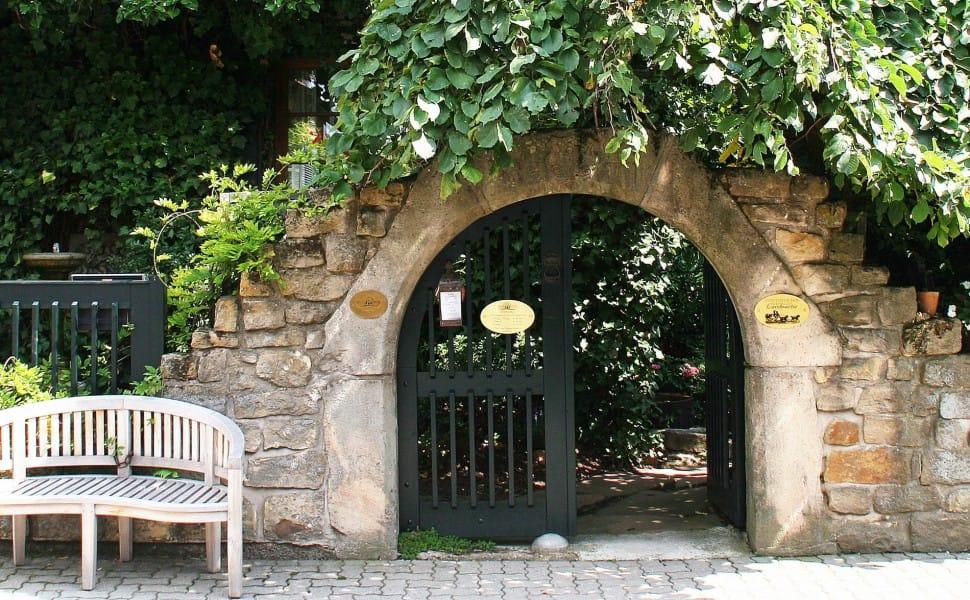 Wein und Essiggut Doktorenhof in Venningen in der Pfalz