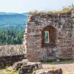 Aussicht Burg Altdahn, Foto: Andreas Ott