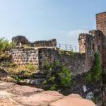 Burgruine Altdahn in der Pfalz, Foto: Andreas Ott